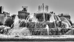 Buckingham Fountain (dpsager) Tags: buckingham chicago dpsagerphotography illinois lakefront skyline fountain