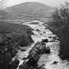 Rannoch Moor (zanettifoto) Tags: schottland strasse wolkenhimmel berg fruehling bach wiese highland moor regen rannochmoor schwarzweissfotografie bridgeoforchy sturm baum wald bruecke stein gbr