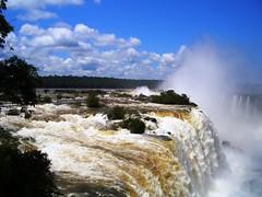 ARGENTINA (Grace R.C.) Tags: argentina iguazú cataratas waterfall agua water paisaje landscape