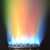 Rainbow (nrg_crisis) Tags: flame mekerburner copperchloride macro
