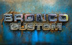 Bronco Custom | Seattle, WA | May 2018 (Paul David Gibson) Tags: bronco crusty ford rusty