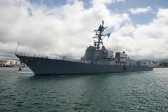 180514-N-QE566-0011 (U.S. Pacific Fleet) Tags: ddg97 navy usn pearlharbor hawaii unitedstates us