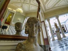 Murta (1915 José Planes Peñalver) (Ernesto Ordaz Juan) Tags: murcia casino escultura murta joséplanespeñalver busto cabeza mujer