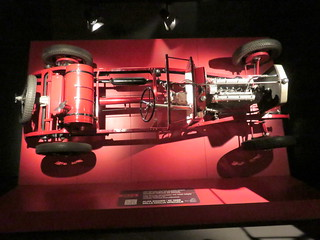 20170517 Italie Turin -  Musée de l'Automobile - Alfa Romeo 6C 1500 Mille Miglia Speciale -(1928)-001