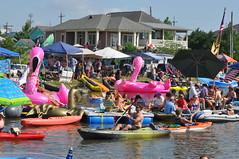 Bayou Boogaloo 2018 011 (Omunene) Tags: bayouboogaloo2018 festival fest musicfestival neworleans faubourgstjohn bayoustjohn homemadewatercraft kayak longboard canoe shirtless hunk
