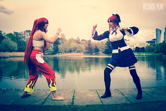 Japan Party 8° edition (Because Play Photographie) Tags: cosplay cosplayers cosplayer comics dccomics dc dbz darkvador drake erza avril japan paris party marvel manga marvelcomics mangas 2018 2k18 naruto nier nanterre nathan nathandrake onepiece fairytales tail tales thor scarlet