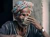 Ranakpur (Rajasthan) - L'heure du thé. (Gilles Daligand) Tags: ranakpur rajasthan paysan thé portrait