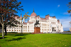 Budapest Parliament (Valdy71) Tags: budapest parliament ungheria hungary viaggi travel nikon valdy building color architettura architecture city cityscape