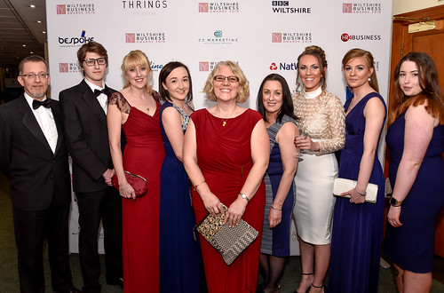 Wiltshire Business Awards 2018 ARRIVALS - GP1284-44
