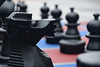 The Knight considers the next move.jpg (remiklitsch) Tags: chess knight pawn red white blue black game nikon remiklitsch dogwood2018 dogwood2018week18 weekend skill