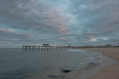 Belmar Beach (seanbeebe_photo) Tags: belmar nj newjersey beach pier ocean