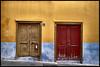 Doors of santa cruz de tenerife (Lukas_R.) Tags: fuji xe3 samyang walimex 21mm f14 street door tenerife travel vatican color old