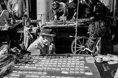 Sixpences (gwpics) Tags: man market england london british mono streetphotography people archive uk english analog analogue everydaylife film leica lifestyle male men monochrome person socialcomment socialdocumentary society streetphotos streetpics unitedkingdom bw blackwhite blackandwhite streetlife