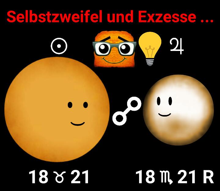 Sonne Opposition Jupiter
