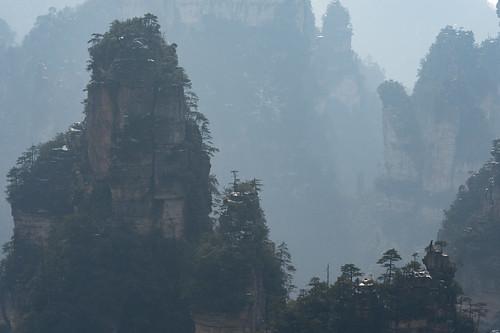 Zhangjiajie National Park - Avatar Mountains