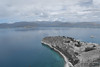 "View from ""Palamidi Fortress"" (Panagiotis Solomos 