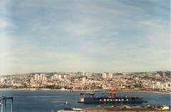 Valparaiso (photo du chaleins) Tags: photo photography analoga analog analogphotography film fotografia foto 200asa rollo fotografiaanaloga zenit zenit11 valparaiso puerto chile