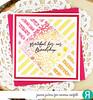 Grateful For Your Friendship (akeptlife) Tags: patternblocks reverseconfetti card cardmaking stamping stamp papercrafting diamondstripesquare paperbliss floral friendship grateful