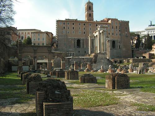 Римський форум, Рим, Італія InterNetri Italy 514