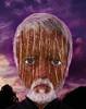 Back to my roots (llamnudds) Tags: face affinity affinityphoto beard grey deformed stripey brown dark purple pixel pixel2 llamnuds