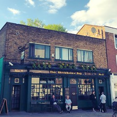 The Sheephaven Bay, NW1 (thelondonpubmap1) Tags: londonpubs camden pubs pub london
