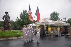 Over 400 Participants in the 6th Annual Minuteman Muster (North Carolina National Guard) Tags: northcarolinanationalguard nationalguard army raleighnorthcarolina minutemanmuster communityoutreach usoofnorthcarolina northcarolinanationalguardmuseum raleigh northcarolina