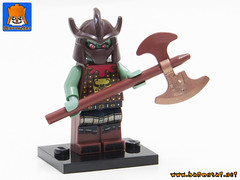 ORCS ARMY 14 (baronsat) Tags: lego collection moc mix custom minifigs minifigures citadel warhammer lotr orcs goblin game tabletop rpg miniatures dungeons add dragons