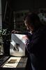 in the etching workshop (Valery Goloha) Tags: 2018 харьков мастерская офорт репортаж художник etching artist kharkov