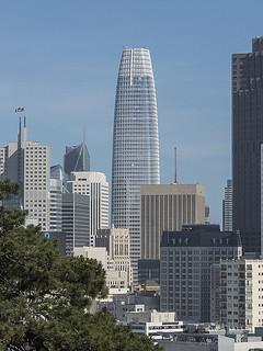 San Francisco from Russian Hill b20030n