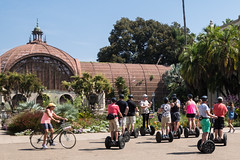 PEDB20170718-072.jpg (EricBier) Tags: hike bicycle place person occupation category photographyprocedure vehicle biker animal female building male balboapark arboretum elprado event segway streetphotography biological unidentified artwork gender photoouting notripod 20170718balboapark sandiego 92101 unitedstates