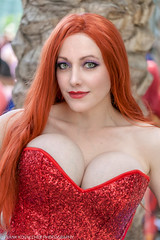 Cosplayer(s) at the 2018 Wondercon - Sunday (Alaskan Dude) Tags: travel california anaheim wondercon 2018wondercon cosplay cosplayer cosplayers people portrait costume costumes comiccons beautyshoots