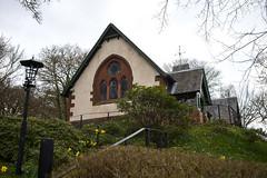 St. Mary's Episcopal Church, Aberfoyle (David_Leicafan) Tags: 35mmsummicronasph jamesmiller church artsandcrafts episcopal aberfoyle