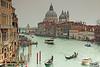 Venice (morbidtibor) Tags: venice canal boat gondola gondolas canalgrande ponte accademia
