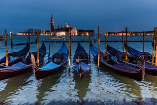 Venice 2018 - Blue hour