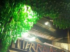 Luces por favor..!! (Olynbe) Tags: sidreria lamparas luces botellas aviles olynbe asturias