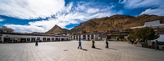 扎什倫布寺 (sunnyha) Tags: 扎什倫布寺 tashilhunpomonastery shigatse tibetautonomousregion china chinalandscape 格魯派 gelug sky skyblue blueskyandwhitecloud bluesky skyline mountain mount buildings architecture buddhism 佛教 panchenlama 班禪喇嘛 tibetanbuddhism 藏傳佛教 tibetanculture 西藏文化 日喀則 sunnyha sunny sony sonyilce7rm2 a7rll a7rm2 color colours photographier photograph photographer history chinesehistory ancient religion 宗教 voigtlander voigtlanderheliarhyperwide10mmf56