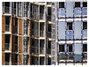 Salford Quays Construction 2 (jason_hindle) Tags: manchester huronbasin construction lightroomcc greatermanchester photoshop olympus40150f456 olympuspenep5 salford salfordquays unitedkingdom