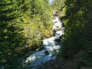 Dosewallips Falls