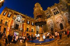 Catedral (GonzalezNovo) Tags: pwmelilla catedral catedraldemálaga lanocheenblanco málaga nocturna