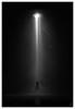 Outer Limits (picturedevon.co.uk) Tags: daymark devon abstract fineart minimalist night dark bw blackandwhite mono smoke light ufo canon fun wwwpicturedevoncouk