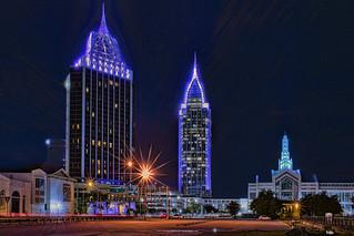 City of Mobile, Mobile County, Alabama, USA