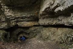 Entrée de la Baume des Antreys - Mignovillard - Jura (francky25) Tags: entrée de la baume des antreys mignovillard jura franchecomté grotte karst