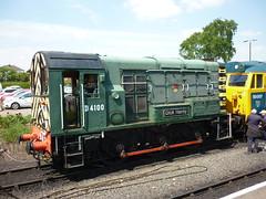 Severn Valley Railway Mixed Traffic Day & Kidderminster Diesel Depot 20/05/18 (gardnergav) Tags: railway trains heritagerailway preservedrailway severnvalleyrailway kidderminster mixedtrafficday class09 09012 dickhardy d4100