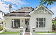 44 Milroy Avenue, Kensington NSW