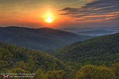 Beautiful Spring Candlelight Sunrise at ShenandoahNationalPark in Virginia (tPFmariah9999) Tags: jenjohnsonphotography virginia nature outdoors nps nationalparks mountains blueridgemountains snp shenandoahnationalpark sunrise shenandoah