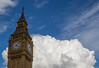 Big Ben (evenkolder) Tags: london england unitedkingdom gb bigben clock clouds clocktower