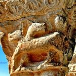 594 – Capitel: Animal – Iglesia San Ginés – Rejas de San Esteban (Soria) - Spain. thumbnail