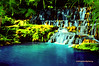 OASIS. (Viktor Manuel 990.) Tags: oasis water palms plantas plants painting pintura digitalart artedigital querétaro méxico victormanuelgómezg abstract abstracto