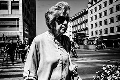 images on the run.... (Sean Bodin images) Tags: streetphotography streetlife seanbodin streetportrait nørreport people photojournalism photography woman women everydaylife enhyldesttilhverdagen copenhagen citylife candid city citypeople denmark documentary documentery delditkbh voreskbh visitcopenhagen visitdenmark