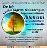 Ayet Kuran (Oku Rabbinin Adiyla) Tags: allah kuran islam ayet verse god religion bible muslim rahman ayetler ayetullah quran book tevhid islami islamic ayah hadis sünnet hayat ölüm life death being